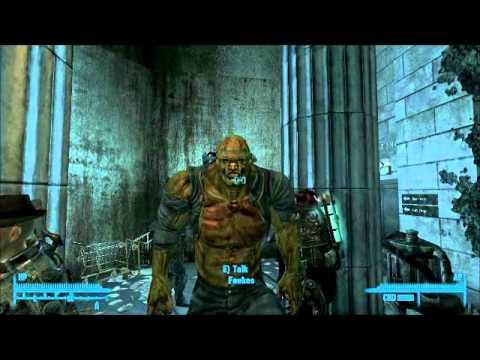 Fallout 3: Infamous Initial Ending (Before Broken Steel DLC)