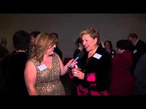 Interview with Susie Farrell at the TIC Gala 2015