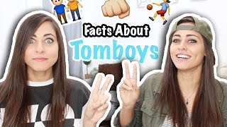 5 FACTS ABOUT TOMBOYS! | BritAndTayTv