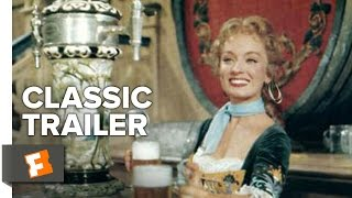The Student Prince (1954) Official Trailer - Ann Blyth, Edmund Purdom Musical HD