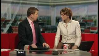 New look BBC Breakfast 2009