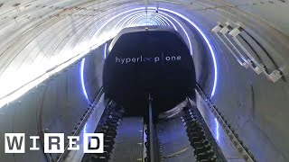 Hyperloop's Next Successful Test Launch Brings It Closer Than Ever | WIRED