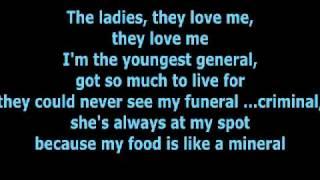 Chipmunk - Every Gyal Ft. Mavado [LYRICS]