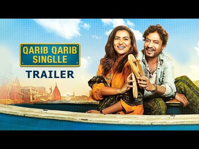 Qarib Qarib Singlle   Official Trailer   Irrfan Khan   Parvathy   In Cinemas 10 November