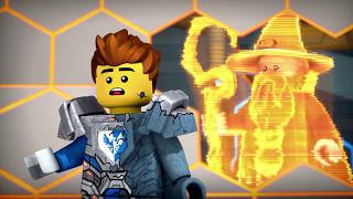 LEGO Nexo Knights - Clay è stato trasformato in pietra! -  2017 - (ITA)