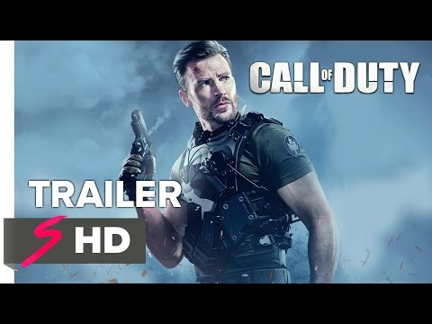 CALL OF DUTY Movie Teaser Trailer Concept - Chris Evans (Fan Made)