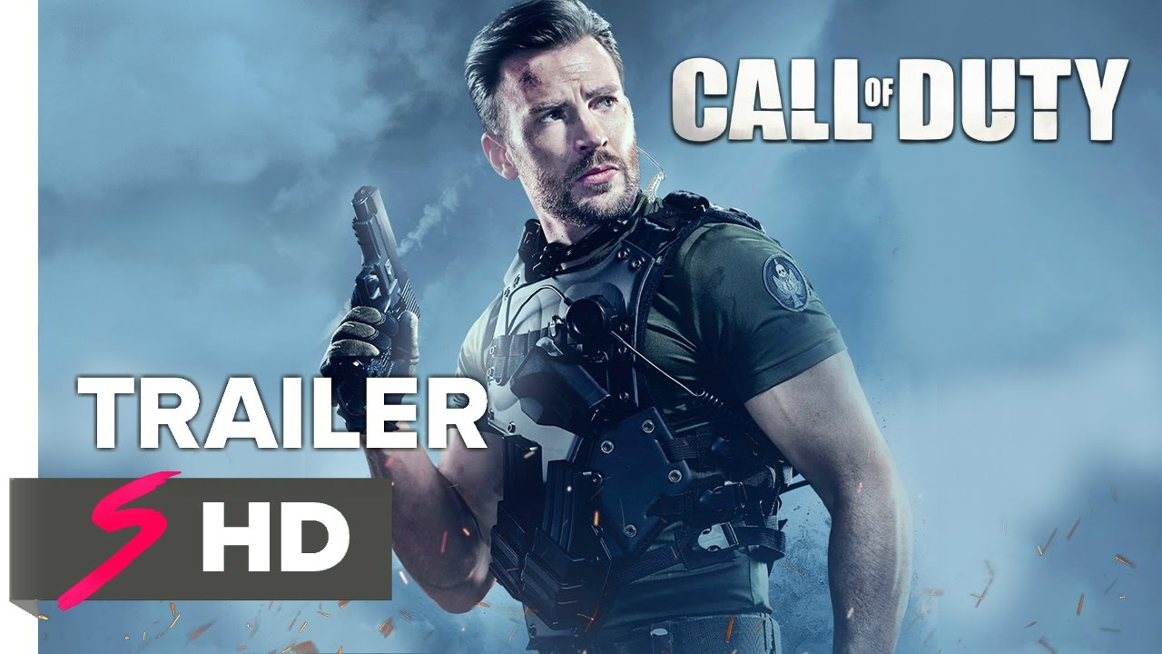 Call of Duty Movie Trailer #1 (2017) Chris Evans (Fan Made ...