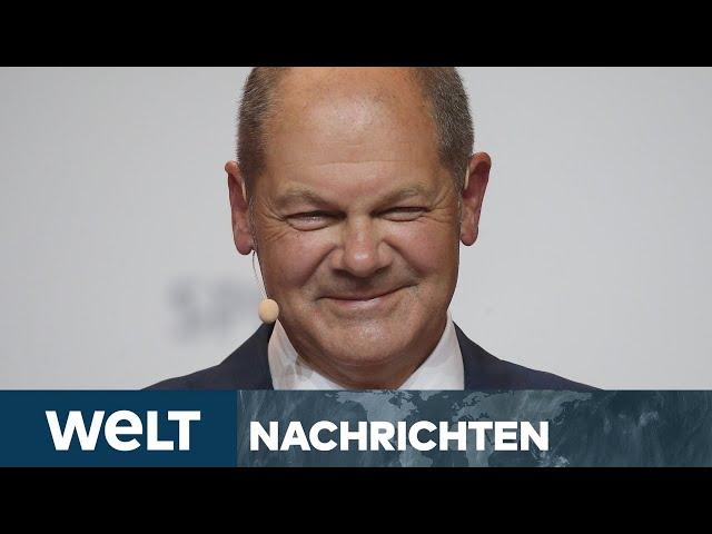 KANZLERKANDIDATEN-COUP: Wie die SPD mit Scholz-Kür die Konkurrenz aus dem Konzept bringt