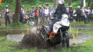 INDONESIAN ADVENTURE - KTM 1190R