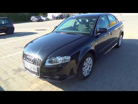 Auta z Niemiec #18/09/2017: Audi A4 /Woltersdorf/