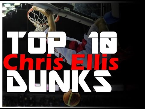 CHRIS ELLIS TOP 10 DUNKS of 2013