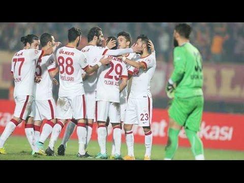 Balçova Yaşamspor 1:9 Galatasaray Maç Özeti ve Geniş Özet (Türkyie Kupası Grup Maçı) HD