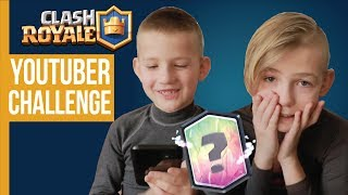 YOUTUBER CHALLENGE / CLASH ROYAL #006