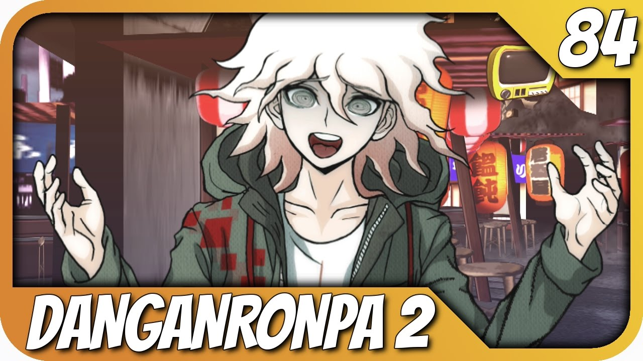 SURVIVOR OF HOPE'S PEAK?! - Danganronpa 2: Goodbye Despair Let's Play Part  84