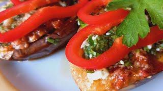 Баклажаны с сыром под зеленым соусом рецепты Натали всегда вкусное дело