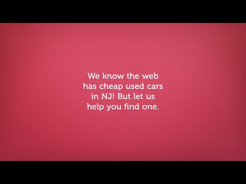 Cheap used cars in Allendale NJ - No Money Down Used Cars New Jersey