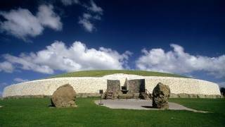 Winter Solstice at Newgrange - The Landscape Surrounding the Mound