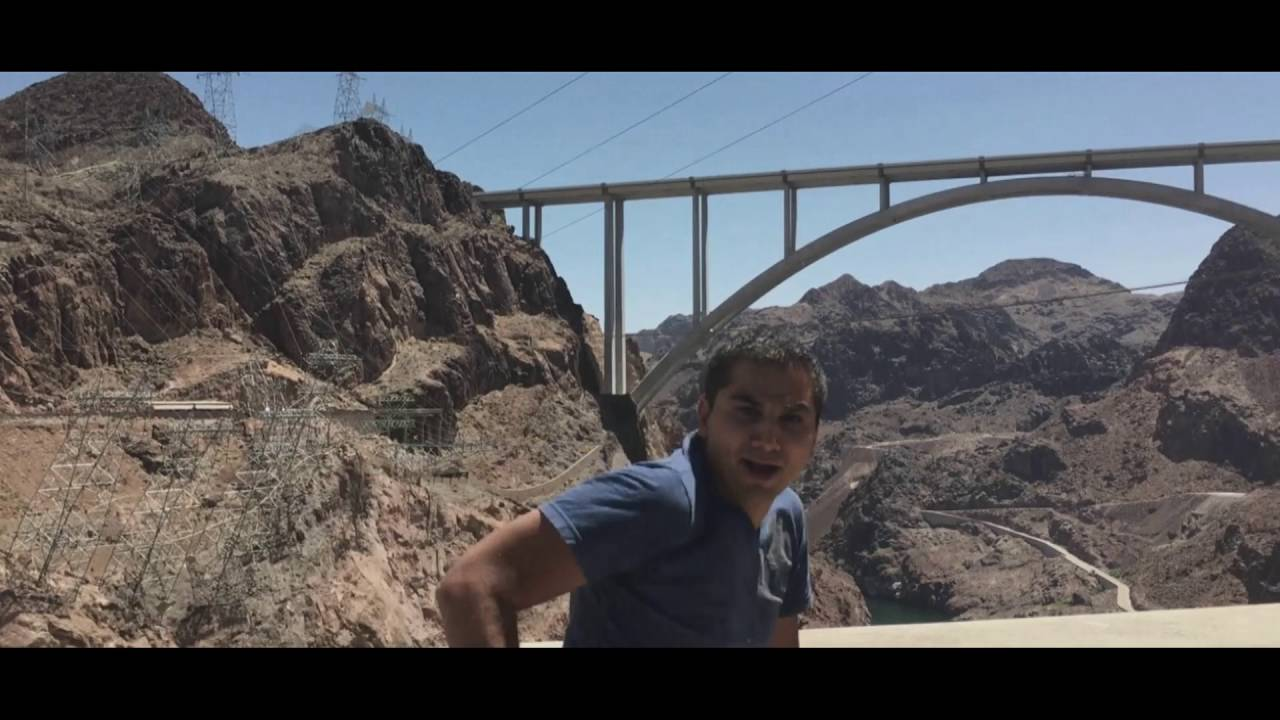 Barrage Hoover Dam Collapse from San Andreas  YouTube