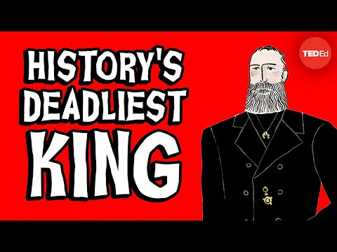Video image: History's deadliest king - Georges Nzongola-Ntalaja