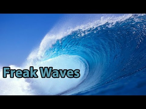 When Nature Strikes Back - Episode #105: Freak Waves
