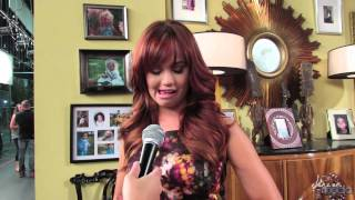 Debby Ryan Dishes On