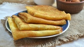 Домашние Блины   Pancakes