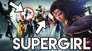 Supergirl & Martian Manhunter - DC Universe Intro Breakdown and DC Film Slate REVEALED