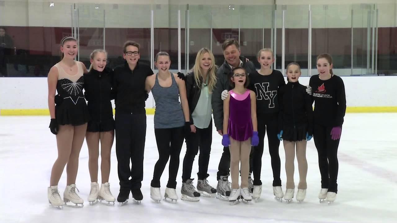 Roller skating rink milpitas - Dl Figure Skating Promo
