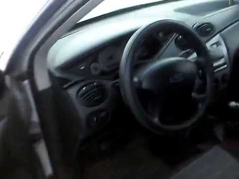 Ford Focus 1 заводим в -25