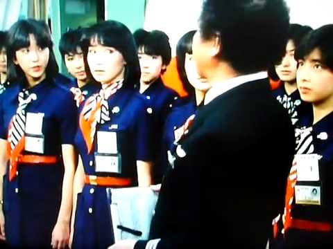 1. Chuyện Nữ Tiếp Viên Hàng Không 千秋と教官 ハッピーバースデーヒロシ~♪ (Sinh nhật thầy Hiroshi) .FLV