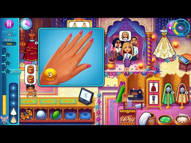 Fabulous - Angela's Wedding Disaster #35 Level 25 Fraudulent Imitation 🎮 James Games