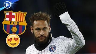 Neymar est prêt à tout pour retrouver le Barça | Revue de presse