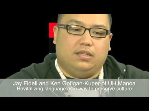 Revitalizing Language to Preserve Culture with Ken Gofigan-Kuper
