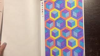 Обзор раскраски «Цветовой квест»