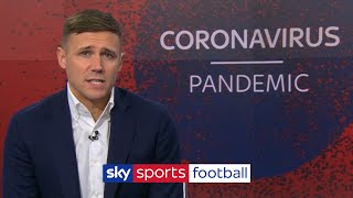 Latest Announcement On How Covid-19 Will Affect The Premier League, Efl And Spfl | Sky Sports News