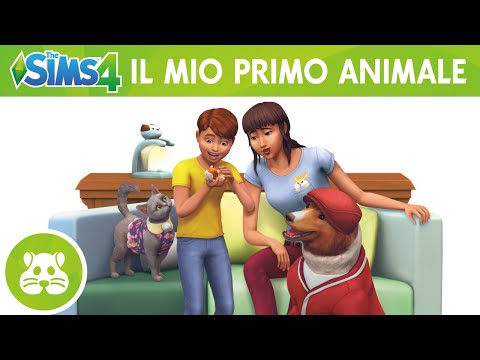 The Sims 4 Il Mio Primo Animale Stuff: trailer ufficiale thumbnail