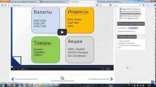 Инструкция по регистрации в системе дистанционного обучения Трейдер Класс