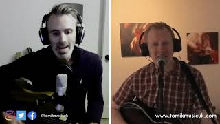 Sing With TOMIK EP15 - Weather With You W/ DrewJam (Crowded House Cover)
