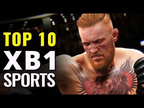 Download Youtube: Top 10 Best Xbox One Sports Games