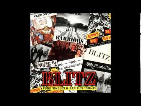 Blitz - Punk Singles & Rarities 1980-83 (full album)