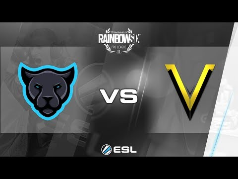 Rainbow Six Pro League - Season 2 - PC - NA - Ferocity Esports vs. Vertical Gaming - Week 2