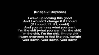 Repeat youtube video Beyoncé ft  Nicki Minaj Flawless lyrics