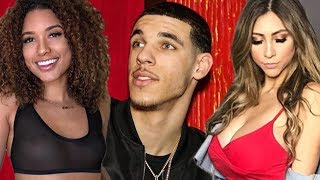 Lonzo Ball's Baby Mama Denise Garcia Tells His New Girl To Pull Up To FIGHT Her!