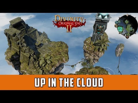Up in the clouds Quest: Temple of Amadia (Divinity Original Sin 2)