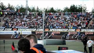 Speedway Grand Prix i Målilla 2011 Kortege HQ