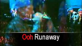Bon Jovi - Runaway - Slow Version Karaoke