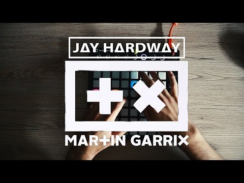 Martin Garrix & Jay Hardway - Wizard - Launchpad Giulio's Page Cover