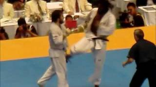 10th World Open Katate Tournament --Kyokushin Karate--- Nov. 6, 201...