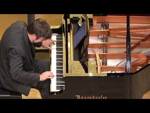 Davide Cabassi Vienna Musikverein Recital 31.1.2020 - Beethoven Pathétique, Brahms Händel Variations