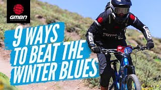 9 Ways To Stay Motivated And Beat The Winter Blues